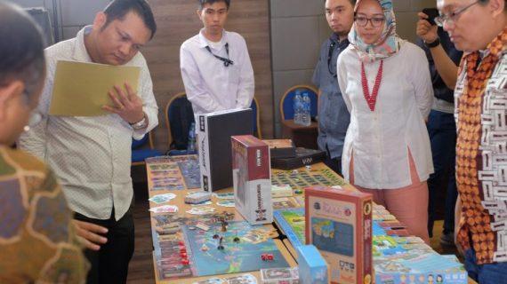 Indonesia Boardgame Select! 8 Boardgame Indonesia Terbaik dalam Sorotan Utama Essen SPIEL 2018
