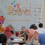Festival Belajar Main, Guru dan Orang Tua Kembali Bermain Dengan Riang