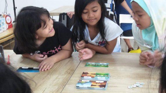 Game Schooling Aquatico, 10 Juli