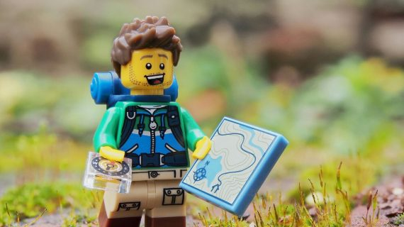 Lego's £4m For Play Research and Campaign!