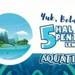 Ayo main dan belajar dengan Aquatico!