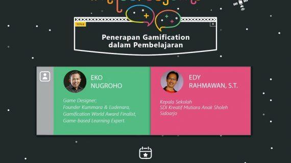 #ngoborlgame gamification dengan Kepala Sekolah yang berhasil menciptakan budaya bermain spektakuler!