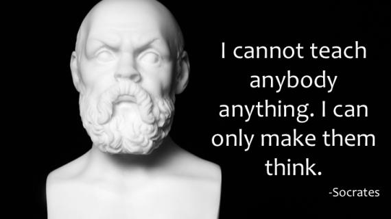 Socratic Questioning untuk Game Based Learning. Teknik merangkai pertanyaan paling manjur