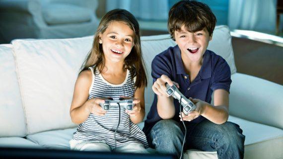 5 hal yang membuat Video Games baik untuk kesehatan mental.